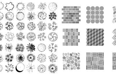 RHS Level 3 Garden Planning R3111 – Graphic Symbols