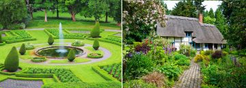Informal and Formal Garden Design – R2111