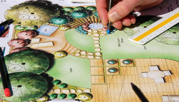 RHS Level 3 Principles of Garden Planning